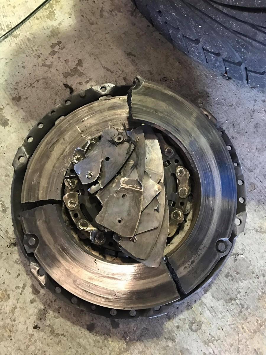 Garcias Tire Shop >> Clutch Problem Big Problem Garcia Automotive Service